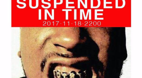 Hip Hop: Suspended in Time Saturday, November 18th, 2017