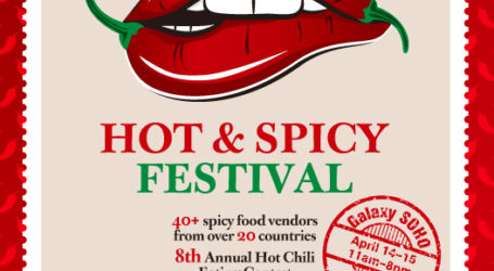 2018 The Beijinger Hot & Spicy Festival (April 14th-15th)