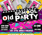 "HotPot Presents: THROWBACK ""OLD SCHOOL PARTY"""